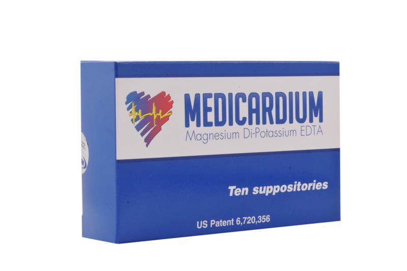 Medicardium MEDICARDIUM HEAVY METAL EDTA CHELATION THERAPY